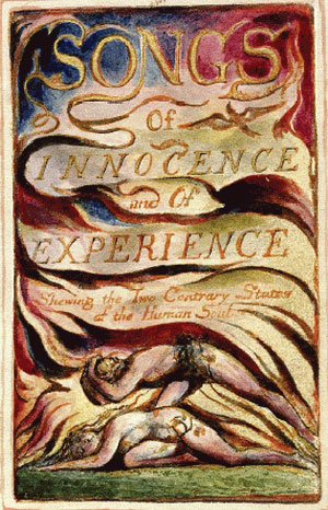 Song of Innocence and of Experience by William Blake.